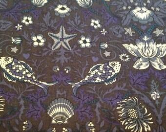 akinobu - tsumori chisato - liberty of london - half a metre - purple, blue and brown