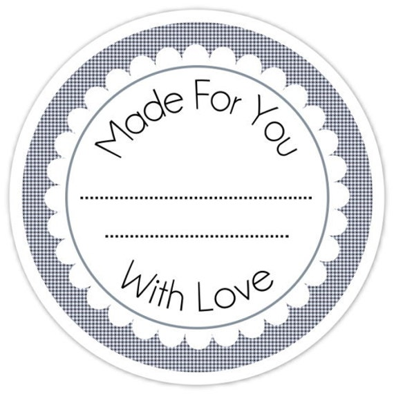 Custom Kitchen Labels Or Canning Labels Made For You