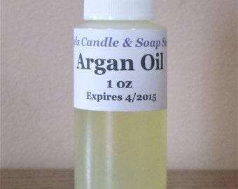 1 oz Pure Organic Moroccan ARGAN OIL