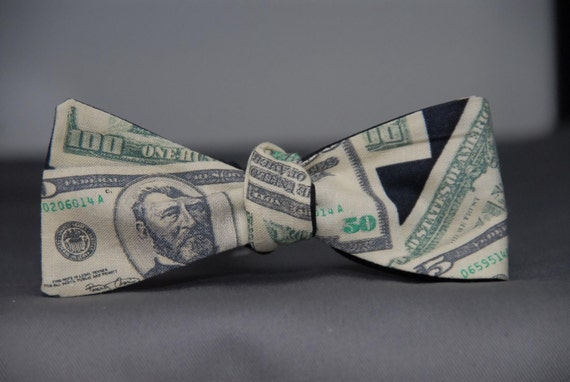 Recession Proof  Bow Tie