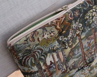 Laptop Sleeve Case for 15 inch macbook/ tapestry