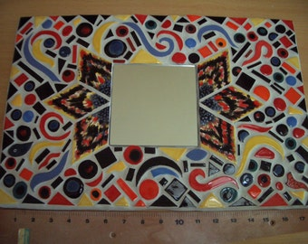 MOSAIC MIRROR - Handmade Mosaic Mirror