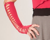 Braided Arm Warmers - Many Colors to Choose From