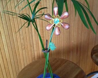 Unique flower holder (bud vase)