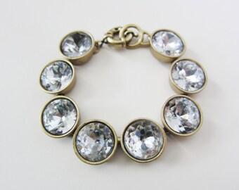 Crystal Brulee Bracelet
