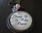 2013 LDS Young Women Theme Necklace