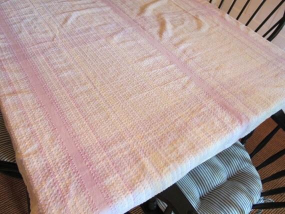 pastel seersucker plaid nappe tissu de table d 39 t coton. Black Bedroom Furniture Sets. Home Design Ideas