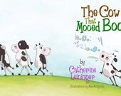 The Cow that Mooed Boo - Paperback Children's Book