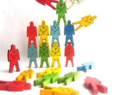 Bill Ding Blocks / Collectible Colorful Toy Set