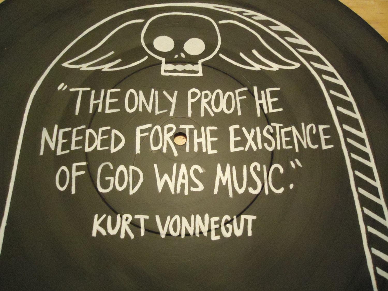 Kurt Vonnegut Quote On Music