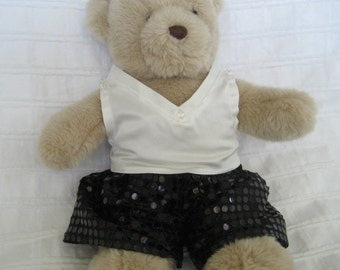 Teddy Bear Clothes, Anto Top & Pants Set