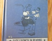 Along the Way: Easy Growth in Reading, Elementary Reader, Second Grade, Winston, 1940s
