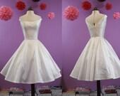 Full Circle Ivory Silk Wedding Dress - Sarah Jane