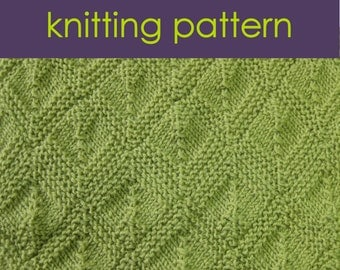 Mitred Square Shrug Knitting Pattern, Knitted Shrug, Knitting Pattern PDF