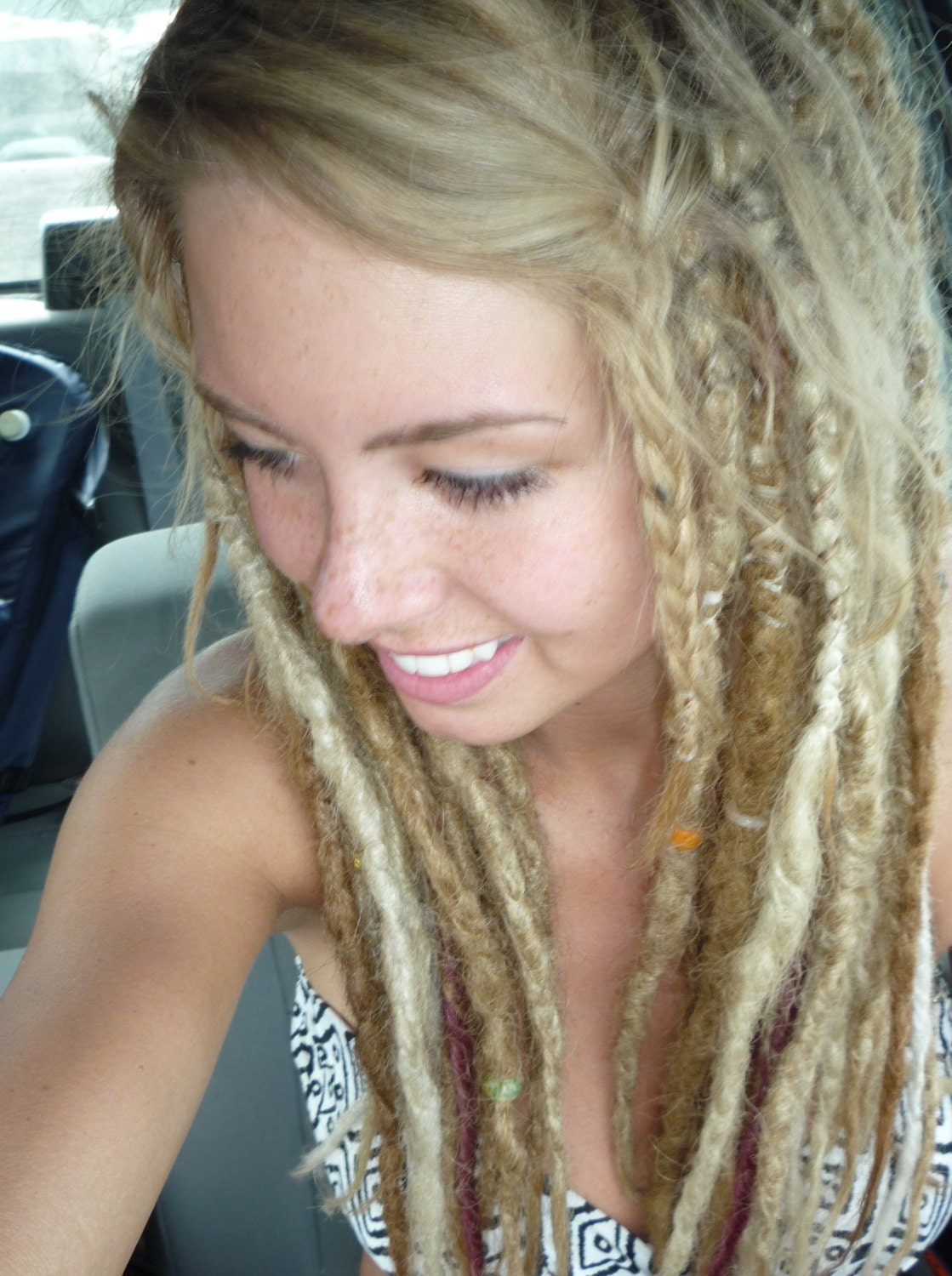15 Custom Knotty Dreadlock Extensions Made To By Iconiclocks