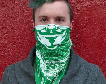 OWS Bandana in GREEN