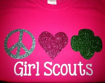 Girl scout troop shirt for Girl scout troop shirts