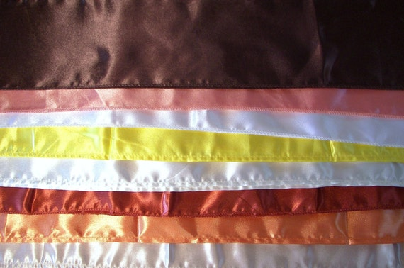 Sashes for Your Chic Maternity Hospital Gown-Dress to Change The Look