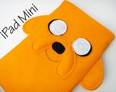 Felt iPad Mini Sleeve / Case - Jake Adventure Time