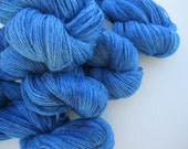 My Pedro - Royal Blue Suri Alpaca Fingering Weight Yarn