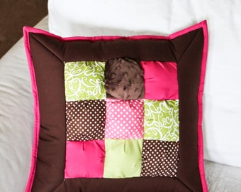 How to Make a Puff Pillow Pattern PDF File