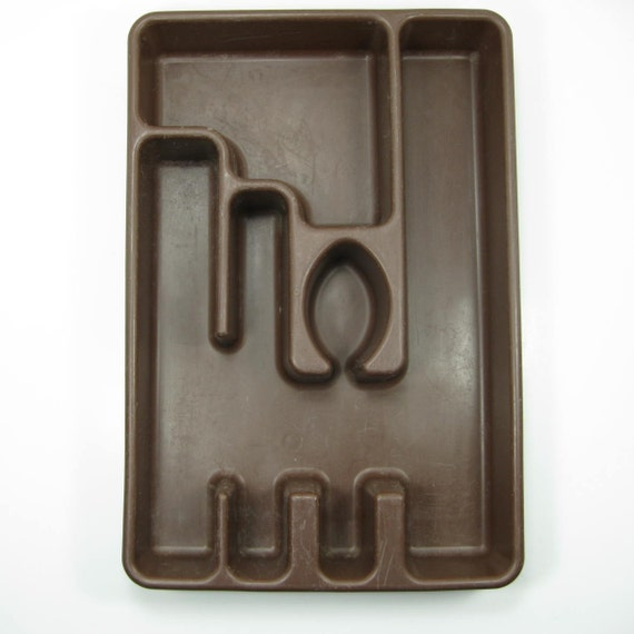Rubbermaid cutlery tray drawer organizer flatware tray brown like this item workwithnaturefo