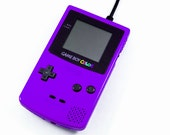 Game Boy Color Hard Drive - Grape  USB 3.0