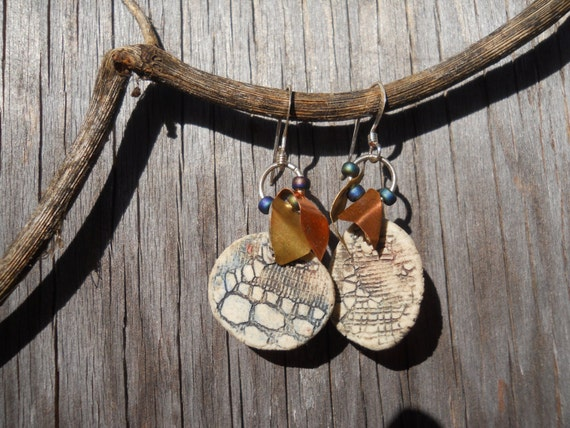 Pagan Charm Earrings