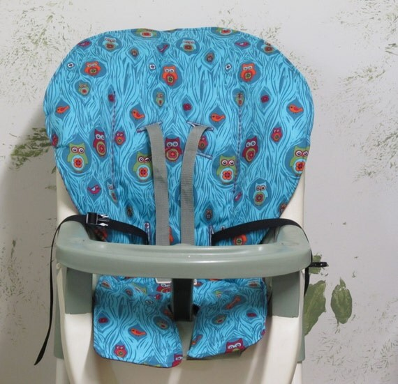 Graco High Chair Cover Pad Replacement Woodland By Sewingsilly