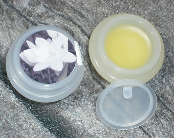 TUBEROSE Solid Perfume / Sweet floral Scent / Wedding Flower