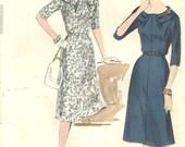 Vogue 4031 Dress sz 18 Vintage 1959 Pattern