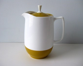 Vintage mid century insulated pitcher