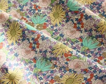 Royal garden, floral Cotton Wide 140cm, U6055
