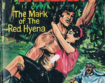 BIG LITTLE BOOK, Tarzan in The Mark of the Red Hyena
