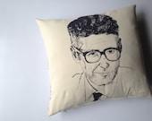 Ira Glass Pillow