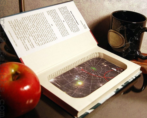 Hollow Book Safe (The Hitchhiker's Guide to the Galaxy)