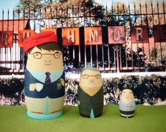 Rushmore Matryoshka Dolls