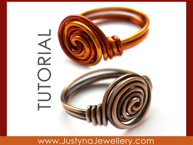 Tutorial Wire Twist Ring