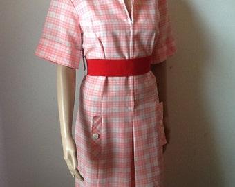Sweet 1950's day dress