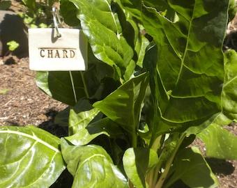 Chard Plant Marker