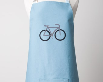 Adult Appliqué Bike Apron