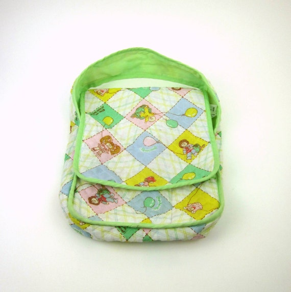 Kids Diaper Bag : Cabbage patch kids diaper bag by attyssproutvintage