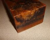 Tobacco & Caramel (type) Soap Loaf
