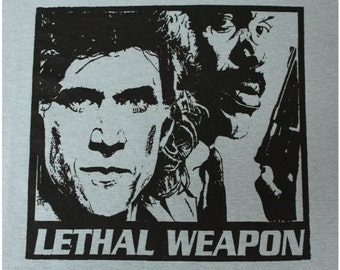 Lethal Weapon Shirt American Apparel