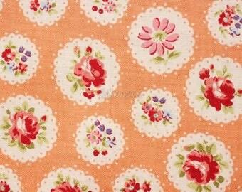 Scallop flower - Orange by Atsuko Matsuyama - Printed in Japan