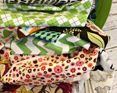 Poppyseed Fabric Special -Large Scrap bag of designer Fabric -1 pound of fabric by weight