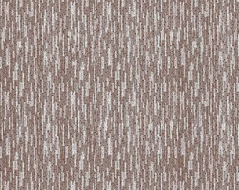 YARD SALE.... Cotton Shuffle by Riley Blake Designs Shuffle Brown 1 yard