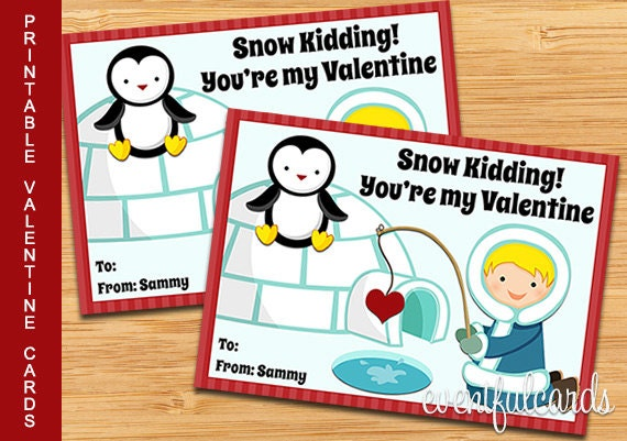 Image Gallery of Boy Valentines Day Cards For Kids – Boy Valentines Day Cards