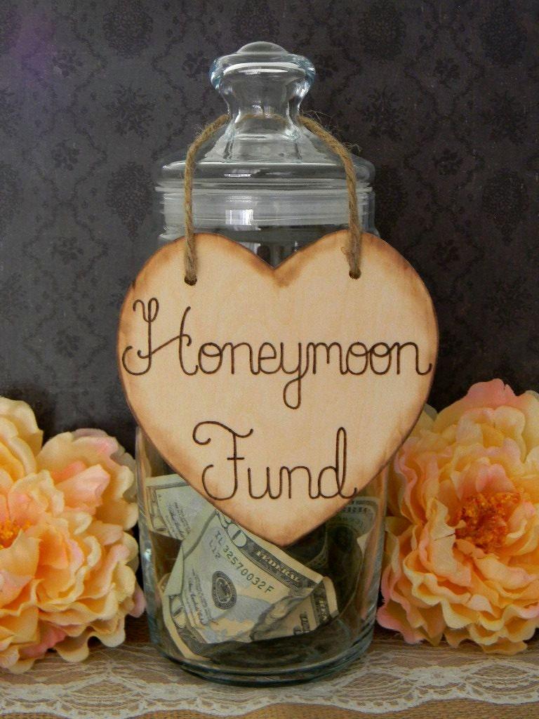 Wedding Trend-Honeymoon Fund