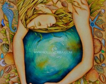 Oceania - Goddess Of The Sandy Shores